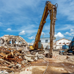 building demolition waste Burnie